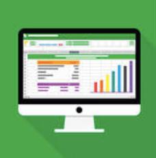 【エクセル】データ集計のSum、Average、Max、Min関数